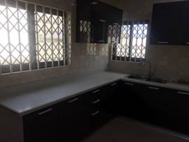 A newly built 3 Bedroom House at Oyibi up for Sale.